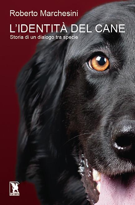 Copertina L'identità del cane