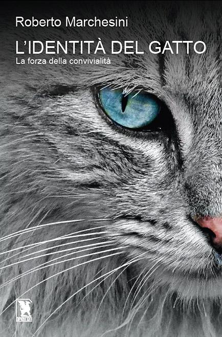 Copertina L'identità del gatto