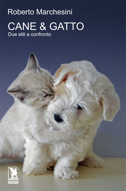 Copertina del libro Cane & gatto